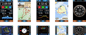 MotionX GPS Product Images